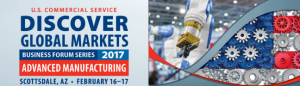 Discover Global Markets Advanced Manufacturing